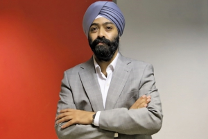 Ramnik Singh Kohli, head of the representative office of the company in Russia and CIS countries