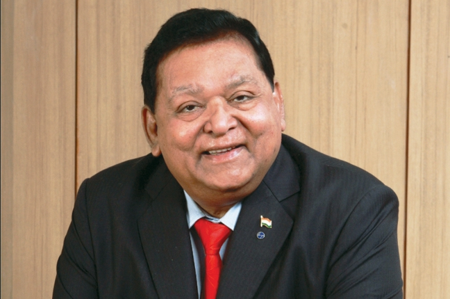 A.M. Naik, Chairman of the Board of Larsen&Toubro Limited